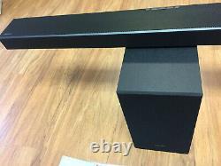 Samsung Hw-q6ct 5.1-channel Bluetooth Barre De Son Avec Subwoofer Noir