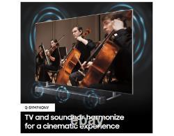 Samsung Hw-q950a 11.1.4ch Barre De Son Avec Dolby Atmos / Dtsx (2021) Hw-q950a/za