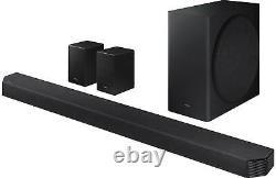 Samsung Hw-q950a 11.1.4ch Barre De Son Dolby Atmos/dtsx, Alexa(2021), Noir