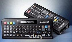 Samsung Smart 2in1 Qwerty Télécommande Pour Samsung Smarttv Rmc-qtd1 Brand New