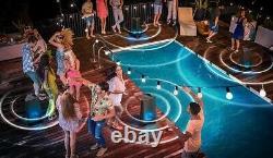 Samsung Sound Tower Mx-t40 300-watts Wireless Bluetooth Dance Party Speaker
