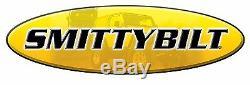 Smittybilt X2o 10 000 Lb Étanche Treuil Avec Télécommande Sans Fil Et Chaumard 97510
