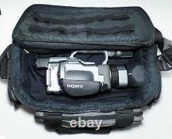 Sony Dcr-vx1000 Minidv Digital Video Camera Camcorder Anglais