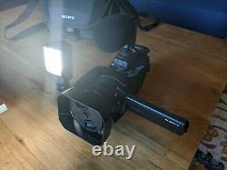 Sony Fdr-ax100 4k Caméscope Noir