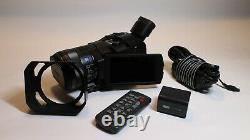 Sony Fdr-ax100 Caméscope 4k, Excellent État