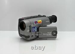 Sony Handycam Ccd-trv11e Camcorder Video-8 Caméra Vidéo Analogique 8mm