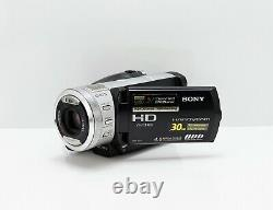 Sony Handycam Hdr-sr1e Camcorder Haute Définition 30 Go Hdd Caméra Vidéo Numérique