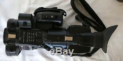 Sony Pmw-ex1 Caméscope Noir
