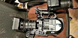 Sony Pxw-fs7m2k 4k Xdcam Super 35 Kit Caméscope Avec Zoom 18-110mm Lens, 128 Go