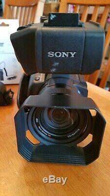 Sony Pxw-x70 Caméscope 4k Evolutif Support Micro Broken Noir