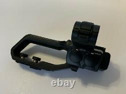 Sony Pxw-z90 4k Camcorder Y Compris Nouveau Micro Externe Sony Ecm-ms2