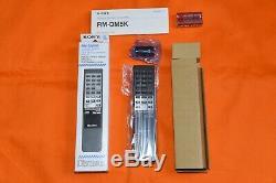 Sony Rm-dm5k Discman Télécommande Sans Fil Avec Capteur Kit Pour D555