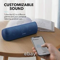 Soundcore Motion+ Portable Bluetooth Haut-parleur Sans Fil Basse Hi-res Imperméable 30w