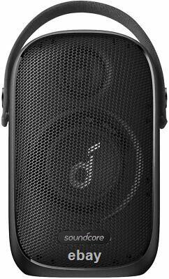 Soundcore Trance Go Outdoor Wireless Speaker Bassup Imperméable 24hr Temps De La Fête