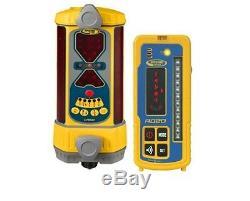 Spectra Lr30w Sans Fil Machine De Contrôle Laser Détecteur Avec Affichage À Distance Rd20