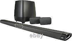 Système Audio Polk Audio Magnifi Max Sr Ht Am8414-a Satellites Subwoofer De Barre De Son