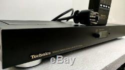 Technics Rp 07 Télécommande Sans Fil Récepteur Et Émetteur Utilisé Excellente