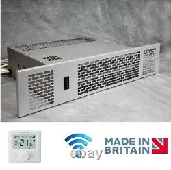 Thermix Kitchen Plinth Heater-central Heating Plinth Heater 1.5kw Modèle Sans Fil