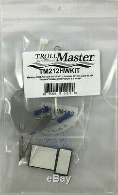Trollmaster Pro3 Plus Wireless Remote Control Unit / Mercury 8hp Et 9,9 Kicker