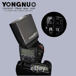 Ttl II Yongnuo Yn568ex Flash Speedlite Unité Pour Canon 6d 7dii 70d 60d 50d 40d 30