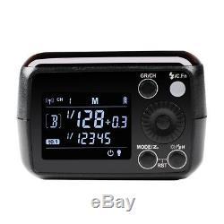 Us Godox Ad200 2.4g Caméra Sans Fil Speedlite 1 / 8000s Pour Canon Nikon Sony