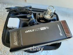 Us Godox Ad200pro Ttl 2.4g Pocket Camera Flash Pour Nikon Canon Sony Fuji Olympus