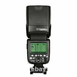 Us Godox Tt685n 2.4g Hss Ttl Caméra Flash Speedlite+xpro-n Trigger For Nikon Kit