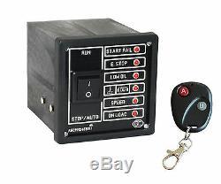 Wireless Automatic Unité De Contrôle Du Générateur. Télécommande Câblé Inclus