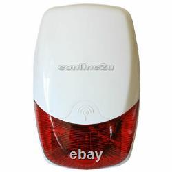 Wireless LCD Gsm Autodial Sms Maison Bureau Sécurité Burglar Intruder Alarme
