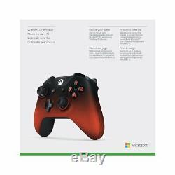Xbox One Wireless Controller Volcano Ombre Xbone Microsoft Windows 10 À Distance
