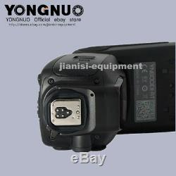 Yongnuo Maître Yn600ex-rtii Et Esclave Speedlite Pour Canon Comme Canon 600exrt