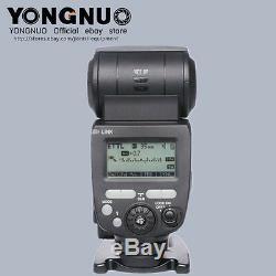 Yongnuo Ttl Yn685 Unité Speedlite 622c Build-radio Hss 1/8000 Pour Canon