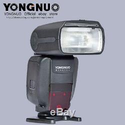 Yongnuo Yn600ex-rt Flash Speedlite Pour Canon 600ex-rt, 580ex Ii, 580ex, 430ex