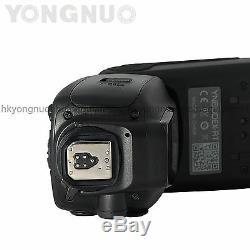 Yongnuo Yn600ex-rt II Ttl Sans Fil Speedlite Esclave Maître Hss Pour Canon
