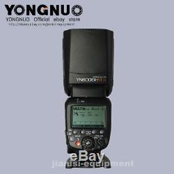 Yongnuo Yn600ex-rtii Unité Maître Et Esclave Ttl Flash Speedlite Pour Canon