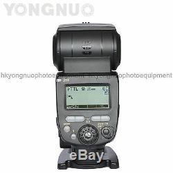 Yongnuo Yn685 Sans Fil Speedlite Ttl Slave Hss Intégré Dans Le Système Pour Nikon