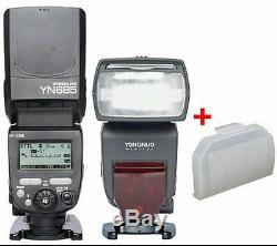 Yongnuo Yn685 Télécommande Hss Hss Pour Flash Speedlite 622n Ttl Pour Nikon
