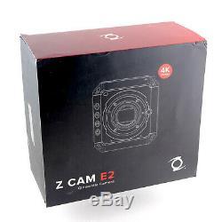 Z Cam E2 Cinema 4k Caméra 120fps Micro 4/3 Caméra Vidéo Body